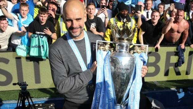 Man City players must win again and again, says Pep Guardiola