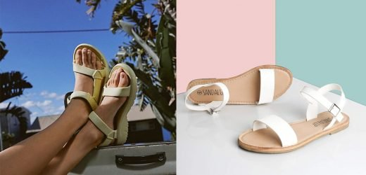 The 25 Most Comfortable Sandals You Can Buy For Summer — For $50 or Less