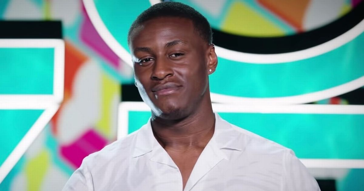Love Island's Sherif Lanre breaks silence to laugh off axing from show