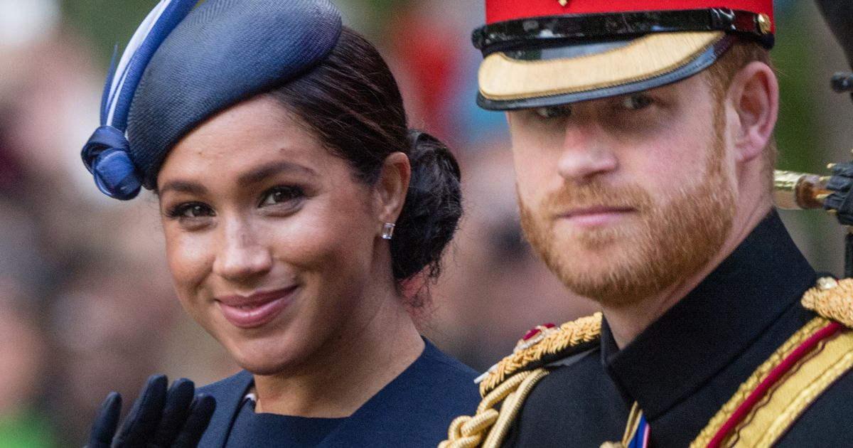 Prince Harry 'had brief romance with model after he met Meghan Markle'