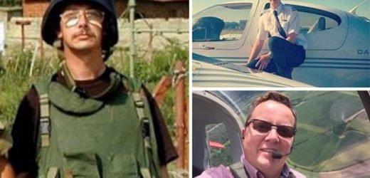 Former RAF airman named as third Briton killed in Dubai plane crash