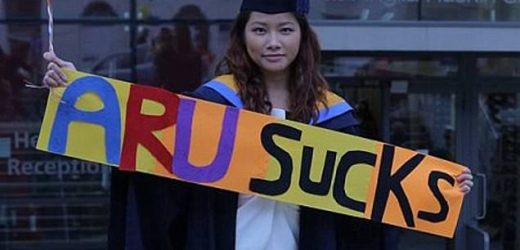Graduate wins £60,000 university payout over 'Mickey Mouse' degree