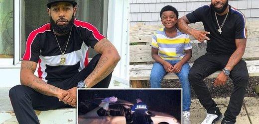 Rapper Tre Da Kid, 32, found dead with gunshot wounds in crashed car
