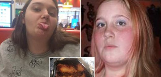 Woman burns her cottage pie by putting it in MICROWAVE for 45 minutes