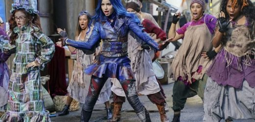 Disney's Descendants 3 trailer has pirates, dragons and really great hair