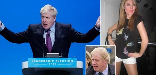Boris' won't bottle Brexit' he says to distract from personal life
