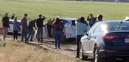 Vehicles left in 'muddy mess of a field' after Google Maps shortcut