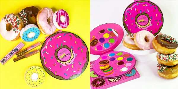 This Donut Eyeshadow Palette Will Satisfy Your Sweet Tooth