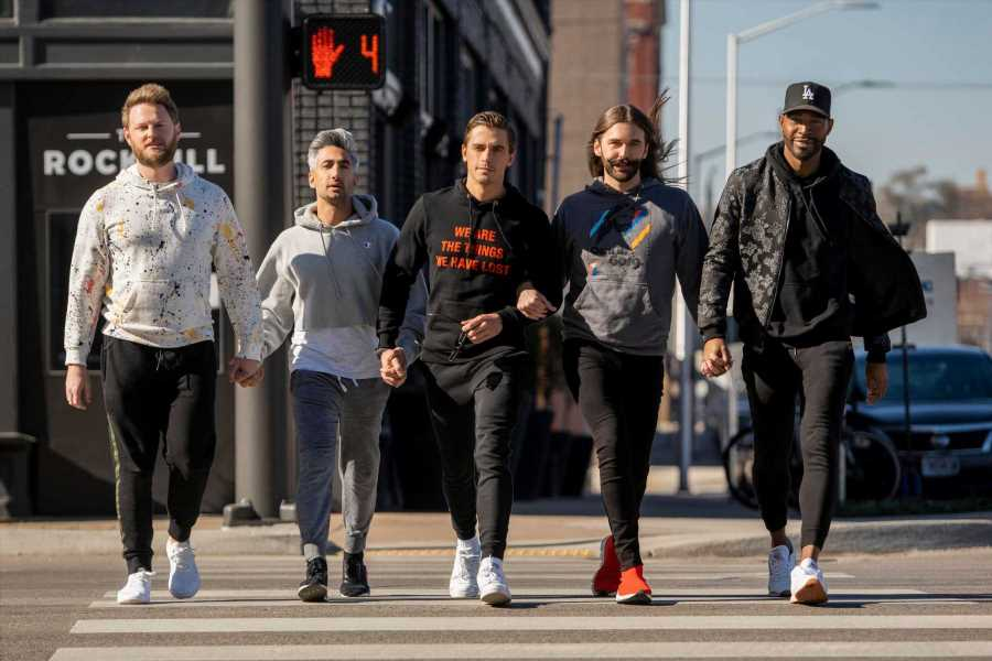'Queer Eye' Renewed For Seasons 4 And 5 On Netflix