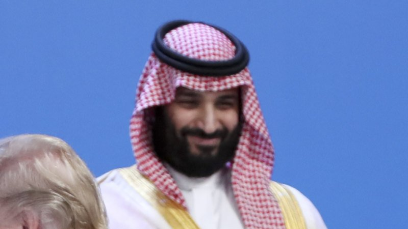 Saudi crown prince blames tanker attacks on Iran