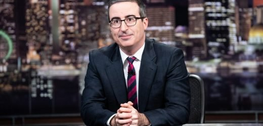 'Last Week Tonight': John Oliver Talks Impeaching Trump And Whether Or Not It Could Happen