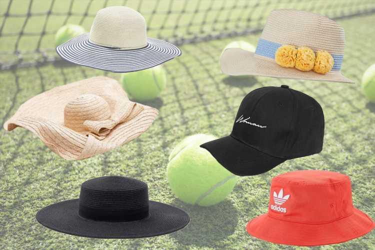 Best hats to wear for Wimbledon for women