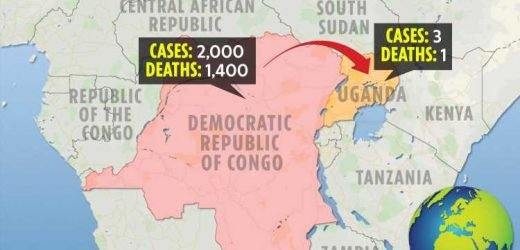 Boy, 5, dies and two infected as Ebola outbreak spreads from Congo to Uganda – The Sun