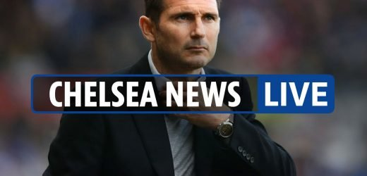 5.30pm Chelsea transfer news LIVE: Frank Lampard talks LATEST, Benitez available for free