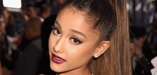 Ariana Grande Without Her Ponytail Still Freaks the Internet Out