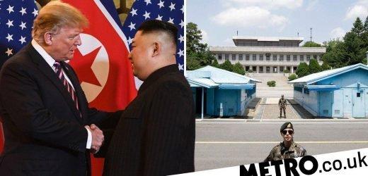 Donald Trump claims Kim Jong Un 'follows him on Twitter'