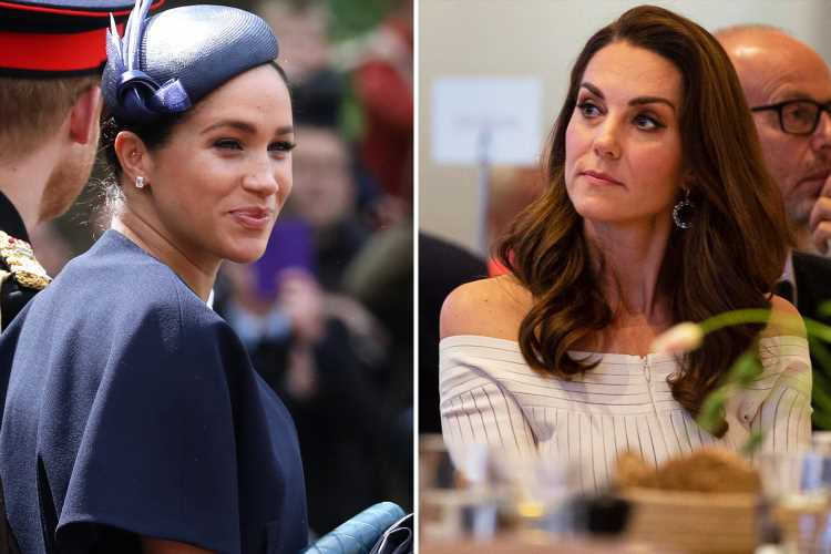 Meghan Markle OVERTAKES Kate Middleton as the biggest royal style influencer – The Sun