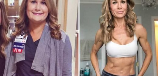 Age-defying mum says there's NO excuse to be fat – all women can look like her at 40
