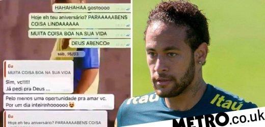Neymar posts Instagram video denying claims he raped woman in Paris hotel