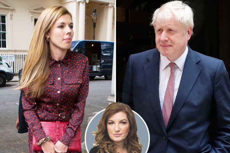 Boris Johnson's girlfriend Carrie Symonds will get him the keys to No10 – The Sun