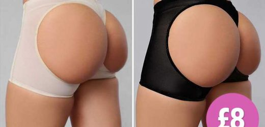 Fashion Nova re-release their sell-out £8 Butt Lifter Shorts that promise to give you an 'instant booty boost'