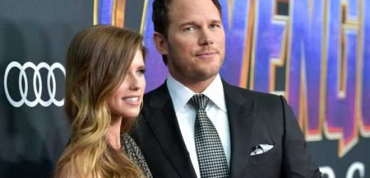 Chris Pratt & Katherine Schwarzenegger Just Shared A Super Romantic Wedding Photo
