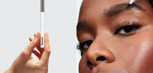 Glossier's Brow Flick Eyebrow Pen Will Make Your Arches Look Lush AF