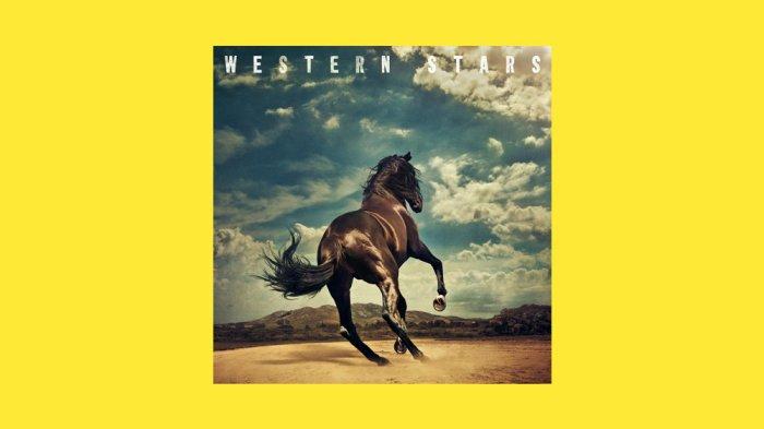 Album Review: Bruce Springsteen's 'Western Stars'
