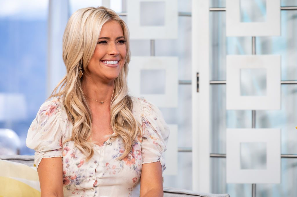 Christina Anstead Enjoys 'Magical and Peaceful' Babymoon in Sedona Before Birth of Her Third Child