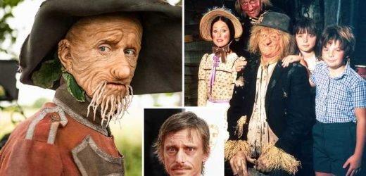 Mackenzie Crook looks unrecognisable as lovable scarecrow Worzel Gummidge in the BBC Christmas reboot – The Sun