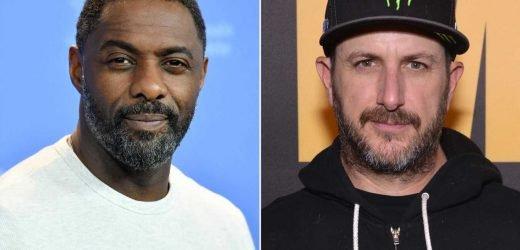 Sexiest Man Alive Idris Elba Going Up Against Pro Driver Ken Block in New Stunt Series