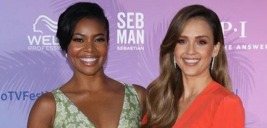 Gabrielle Union and Jessica Alba Open Up About Horrific LA's Finest On-Set Accident