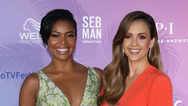 Gabrielle Union and Jessica Alba Open Up About Horrific LA's Finest On-Set Accident