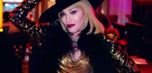Madonna Fans Outraged By Bloody Nightclub Shooting In Her New Video For 'God Control': 'Really Insensitive'