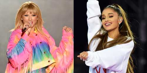 Ariana Grande Expresses Her Love For Taylor Swift's 'You Need To Calm Down' Music Video
