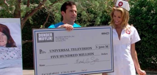 NBCUniversal Paid $500 Million to Snag 'The Office' from Netflix