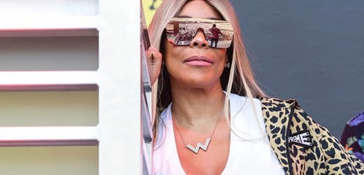 Wendy Williams, 54, Looks Fierce In White T-Shirt & Shades At Concert After Split From Kevin Hunter