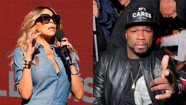 Wendy Williams Thinks 50 Cent's Trolling Is 'Completely Disrespectful' Amid Feud With Kevin Sr.