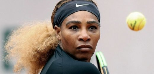 Serena Williams becomes first athlete in Forbes' World's Richest Self-Made Women