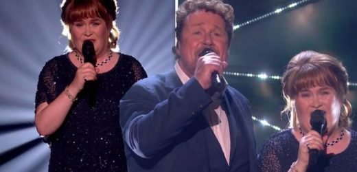 Britain's Got Talent 2019: Viewers slam Michael Ball for 'ruining' Susan Boyle performance