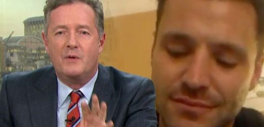 ITV Good Morning Britain: 'Goodbye!' Piers Morgan stunned as guest hangs up live on air
