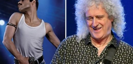 Queen: Brian May won't 'waste any more time' on Bohemian Rhapsody critics – 'END OF!'