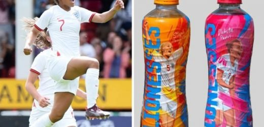Women's World Cup: Lucozade Sport releases new Lionesses packs ahead of tournament