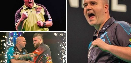 Rob Cross EXCLUSIVE: World Cup of Darts rivals sent warning ahead of Michael Smith's debut