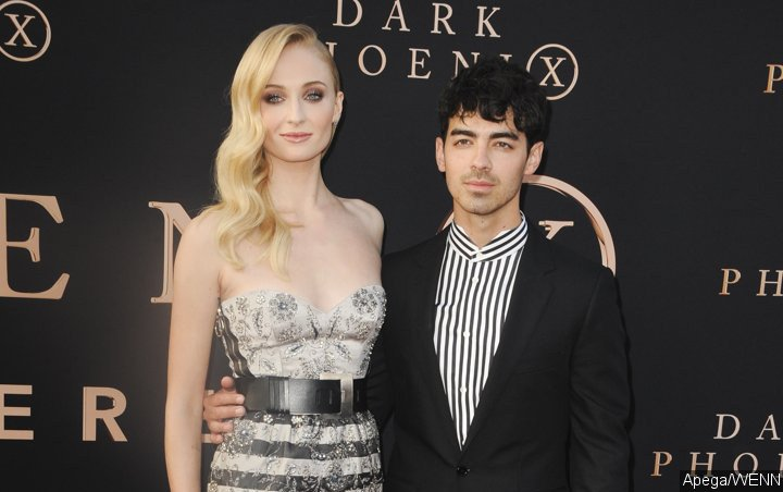 Sophie Turner Excites Joe Jonas With First Ever Vogue Cover