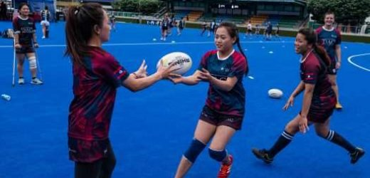 In Laos, Women Rule Rugby