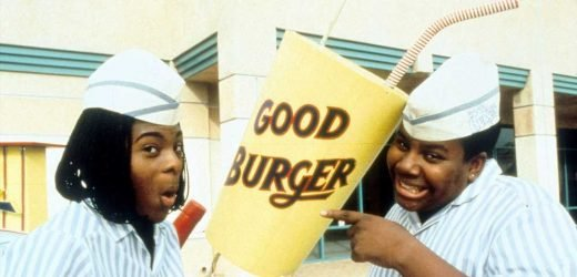 Welcome to Good Burger! Nickelodeon to Launch Restaurant Based on TV Show