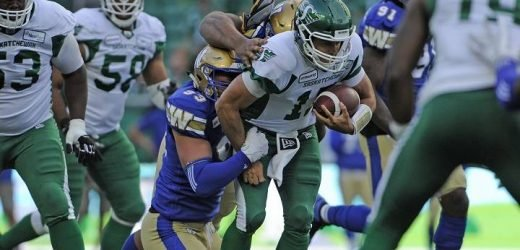 Winnipeg Blue Bombers close out pre-season with win over Saskatchewan Roughriders