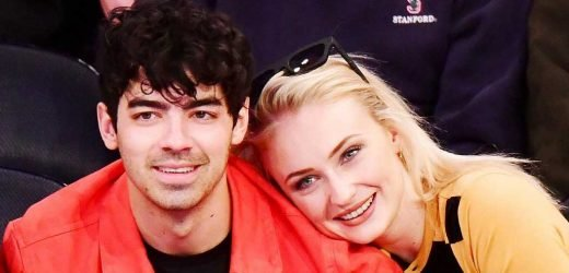 Oh, My! Sophie Turner Makes NSFW Joke About Husband Joe Jonas: Watch