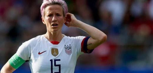 Megan Rapinoe: US women's co-captain urges team-mates to follow her in White House protest